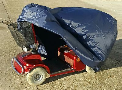 'Rugged Range' Mobility Scooter Cover 100% Waterproof