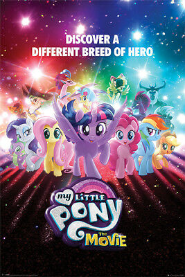 Chase Your Dreams My Little Pony Movie Maxi Poster 61cm x 91.5cm PP34195 571