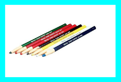 C.H. Hanson CHINA MARKER Waterproof Wax Marking Pencil Wet or Dry ~PICK COLOR~