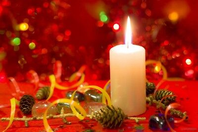 CHRISTMAS SELECTION Candle Fragrance Oil Concentrated Wax Melt Scent 40+ Oils