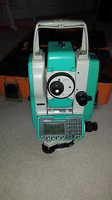 Nikon NPL332 Total Station reflectorless.
