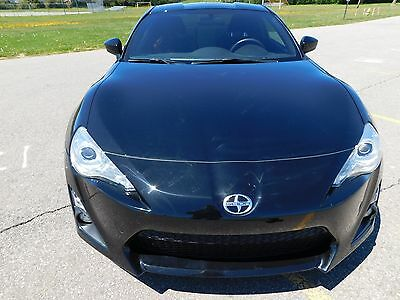 2014 Scion FR-S  2014 TOYOTA SCION FR-S