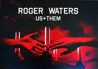 ROGER WATERS 2017 Tour VIP Merchandise Set #1: Box–Blanket–Cap-Keychain-and more