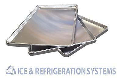 18x26 FULL SIZE SHEET PAN BUN PANS COMMERCIAL BAKERY RESTAURANT 3 PACK