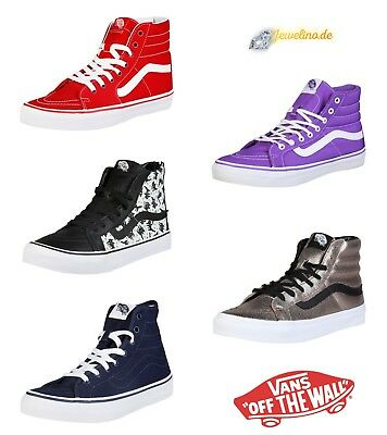 vans high top herren grün