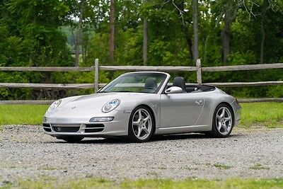 2005 Porsche 911 Carrera 2005 Porsche 911 Convertible 6-speed 2.59% financing