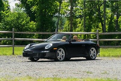 2007 Porsche 911 Carrera 2007 Porsche 911 Convertible Manual 32k miles 2.59% financing available