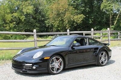 2011 Porsche 911  2011 Porsche 911 Turbo 6-Speed, Inspected, Serviced 2.59% financing available