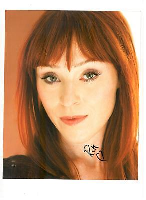 Ruth Connell Authentic Signed Autograph Ottawa Comiccon 2017  Supernatural