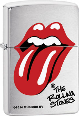 The Rolling Stones Style2 Zippo Lighter - NEW