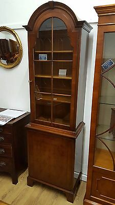 Reprodux Bevan Funnell Yew Wood Bookcase
