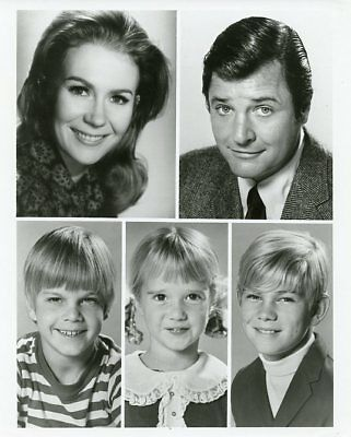 Juliet Mills Trent Lehman Kim Richards Nanny And The Professor 1970 Abc Tv Photo