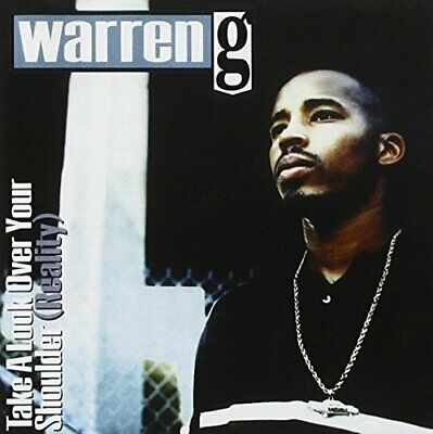 Warren G - Take A Look Over Your Shoulder (Reality) - Warren G CD X5VG The Cheap