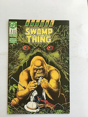 Swamp Thing Annual #3 (1987, DC)
