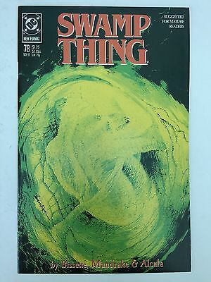 Swamp Thing #78 (Nov 1988, DC)