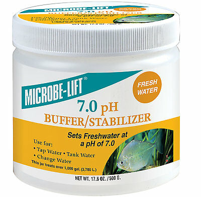 MICROBE-LIFT 7.0 PH Tampon STABILISATEUR 500 g