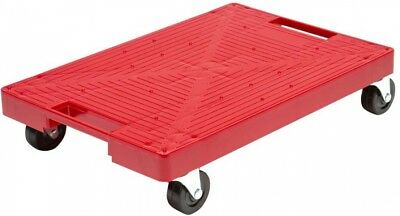 Dolly Cart Utility Moving Furniture Equipment Wheels Non-Slip Surface 16 X 11