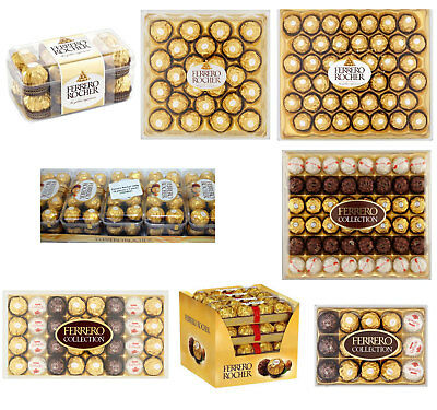 Special Offer - Ferrero Rocher Chocolates - Sizes For All Occasions!!!