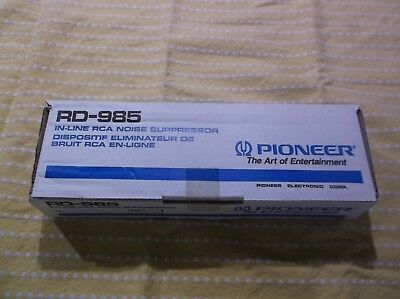 Pioneer rd 461 car stereoradio switching adapter service manual pioneer rd 985 in line rca noise suppressor for car stereo cheapraybanclubmaster Images