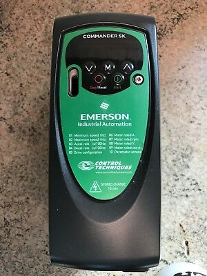 EMERSON Control Techniques COMMANDER INVERTER DRIVE SKB3400055