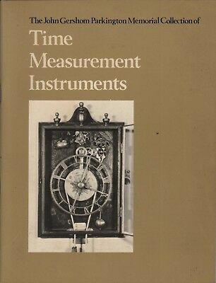 Time Measurement Instruments  John Gershom Parkington Collection w1.71