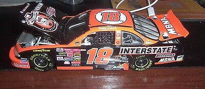 1/24 Scale Nascar #18 Bobby Labonte Carl Ripken,Jr. Die Cast