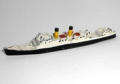 Triang Minic Ships M723 Isle of Guernsey Ferry - vintage 1960`s collectable
