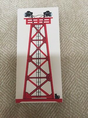 Cat's Meow Lionel Train Accessory, Floodlight Tower #395,  L9726