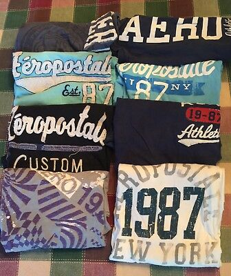 aeropostale t shirts Lot Mens Medium