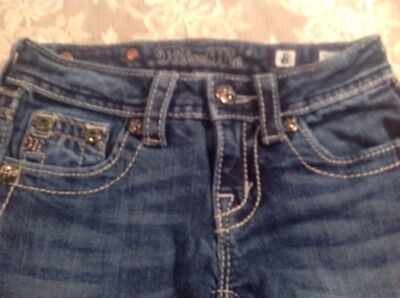 Miss Me Little Girls - Skinny Jeans - Size 8  Very Cute!