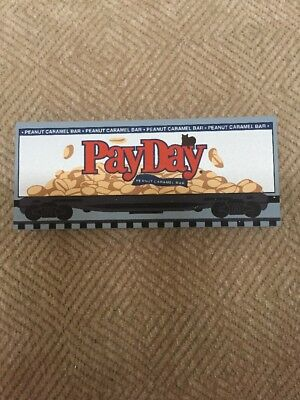 Cat's Meow Hershey's Pay Day Train Car, #08-465