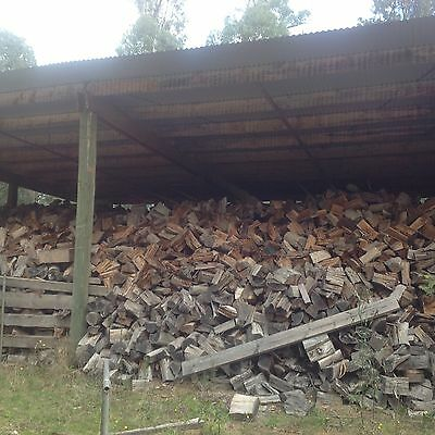 Mixed Firewood Blue Gum And Stringybark