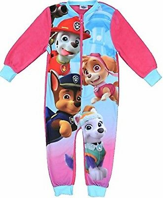 Paw Patrol Girls Fly One Piece Sleepsuit Pigiama