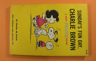 Sunday's Fun Day, Charlie Brown (Charles M. Schulz, 1965)