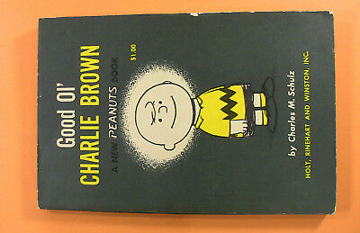 Good 'ol Charlie Brown (Charles M. Schulz, 1965) Peanuts