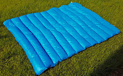 Arctic Waves Cloud Series - Goose Down Quilt 500g Fill Blanket