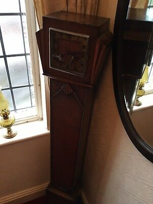 Art Deco Granddaughter Clock for restoration
