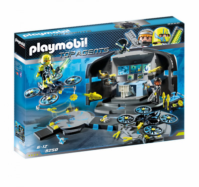 PLAYMOBIL® 9250 - Dr. Drone's Command Center