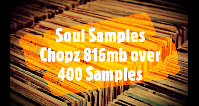 Vintage Soul Samples Chopz- FL,Reason, MPC etc=Rare= Juice WRLD Type Deal