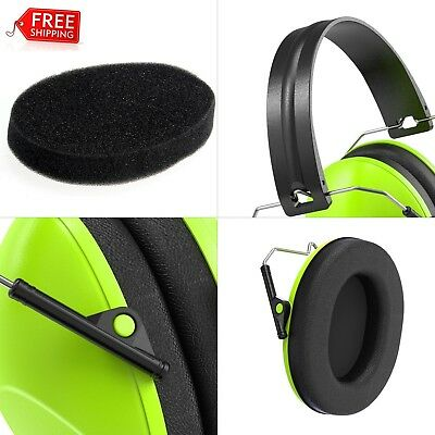 Dr.meter Kids Protective Earmuffs Ear muff Noise Blocking Babies 27db Adjustable