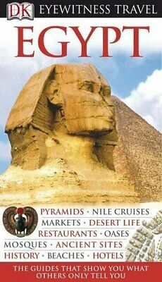 Egypt (DK Eyewitness Travel Guide) by Collectif Paperback Book The Cheap Fast