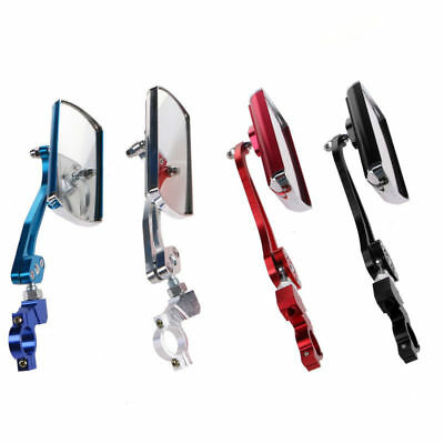 Cycling Bike Bicycle Classic Rear View Mirror Handlebar Flexible Safe Rearview z