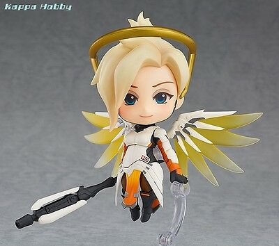 Good Smile Company Nendoroid OVERWATCH: Mercy: Classic Skin Edition [PRE-ORDER]