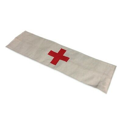 WW2 Chinese Army Health Worker Armband Military Red Cross AW/CN412102
