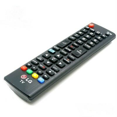 NEW LG REMOTE CONTROL TV  LG LED LCD 3D WORKS for all LG  Tv's from 2011 - 2020