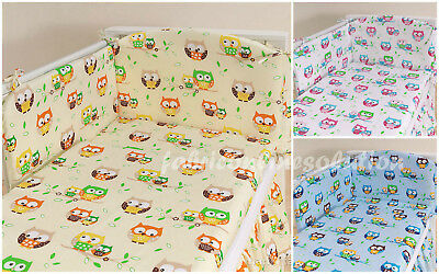Cot Bumper to fit Cot 120x60cm or Cot Bed 140x70cm Absolutely BARGAIN!!!!!!