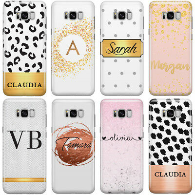 Personalised With Custom Names & Initials Phone Case Cover For Samsung Galaxy 2