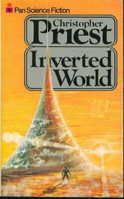Inverted World (Pan science fiction) by Priest, Christopher Paperback Book The