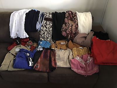 Wholesale Bulk Lot Women's Clothes at $2.60 Per Item- 116 Items In Total