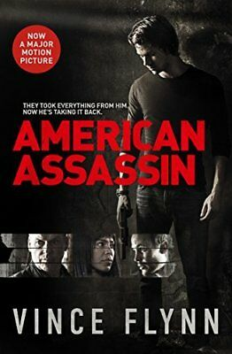 American Assassin (The Mitch Rapp Series) by Vince Flynn New Paperback Book
